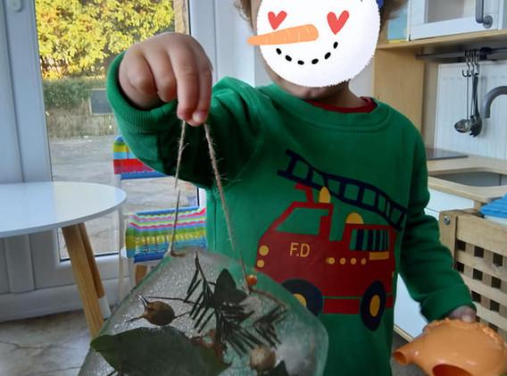 Jack Frost fun activity
