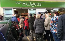 Tout's Budgen March 2016