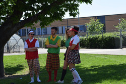 Nailsea School leavers 2017