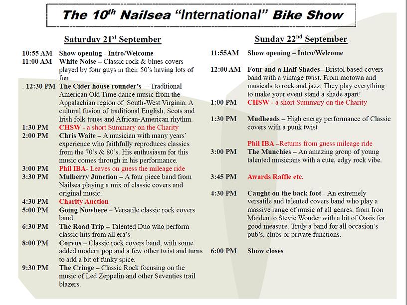 10th bike show programme.png