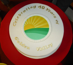 Golden Valley 40th birthday
