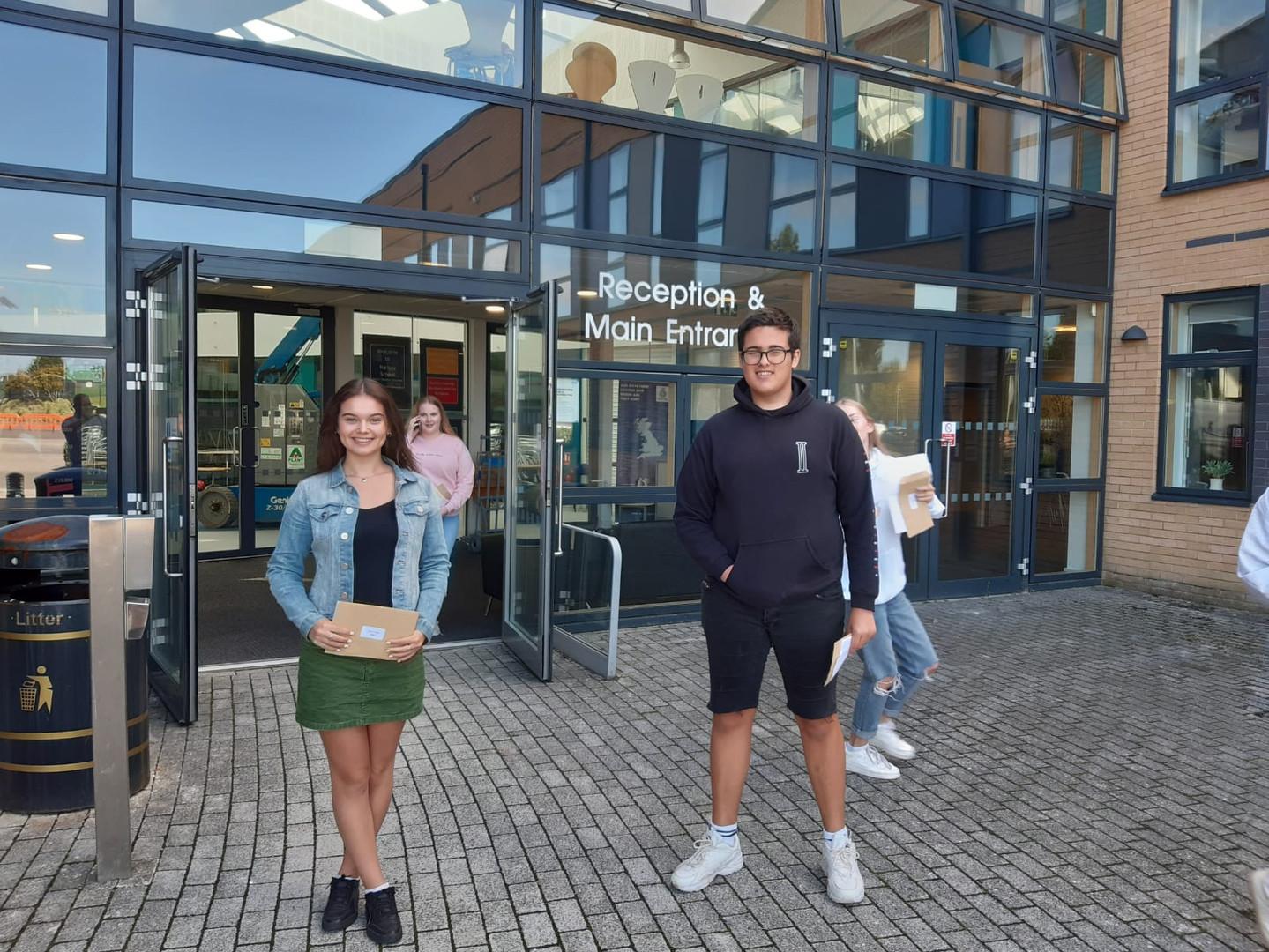 Nailsea School GCSEs 2020