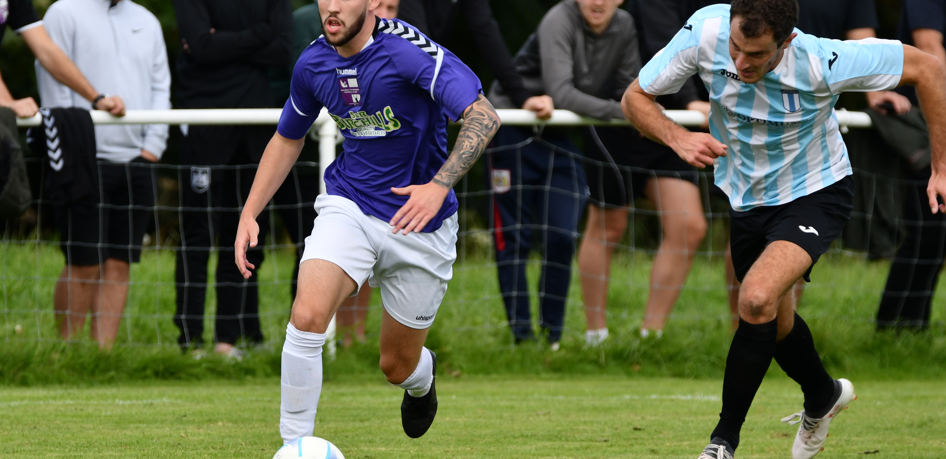 Nailsea and Tickenham FC v Longwell Green FC