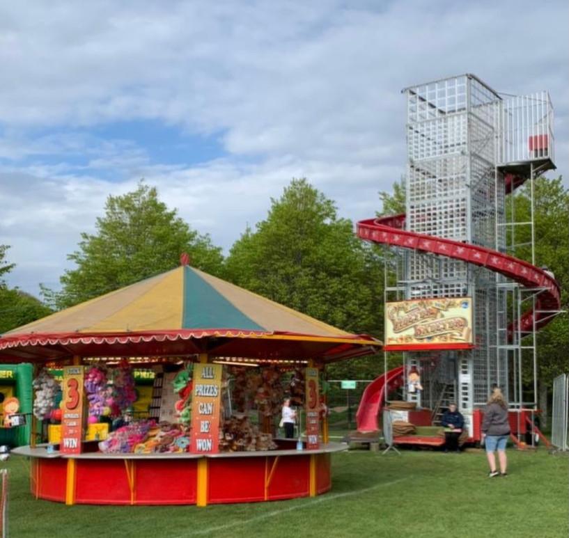 May fairground 2021