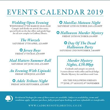 Cadbury 2019 events calendar.PNG
