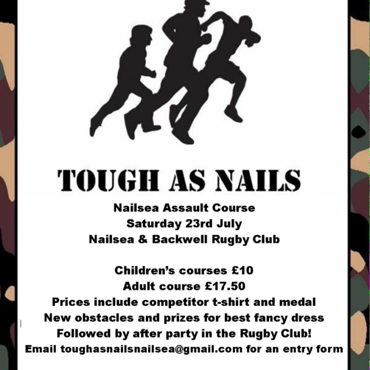 Tough as Nails 2016