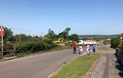 NG roadworks