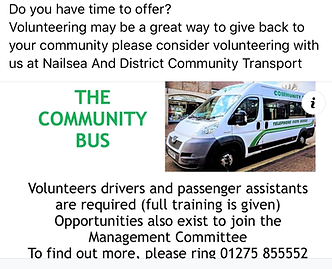 Nailsea and District Community Transport