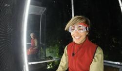 George in jungle