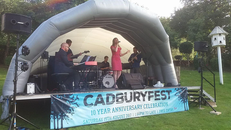 Cadburyfest August 2017