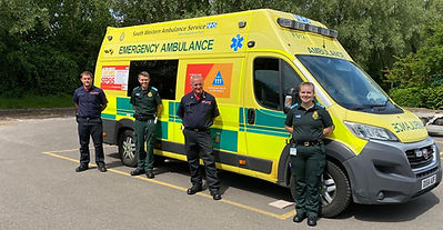 SWASFT 3 - Ross Morgan and Chris Attree.