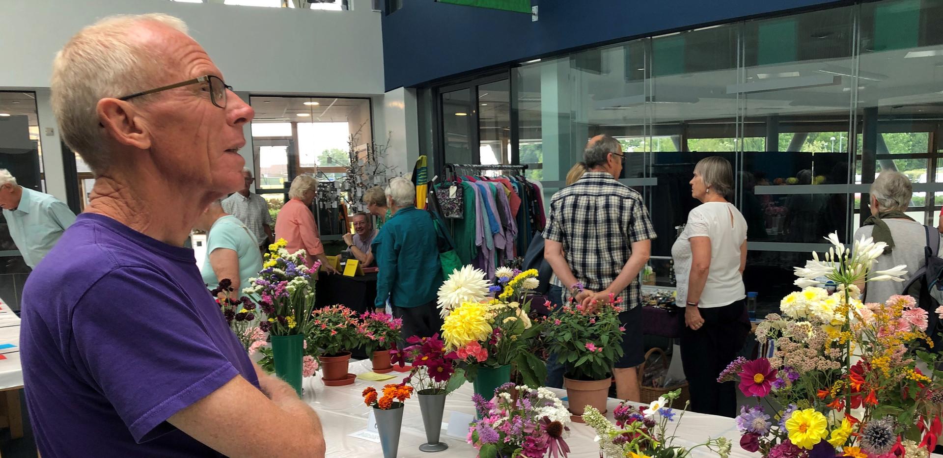 Nailsea Summer Flower Show