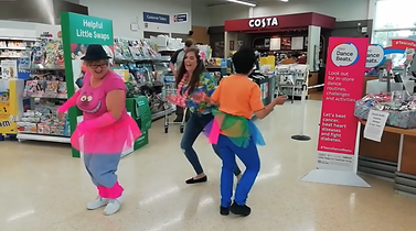 Tesco charity fun raising.PNG