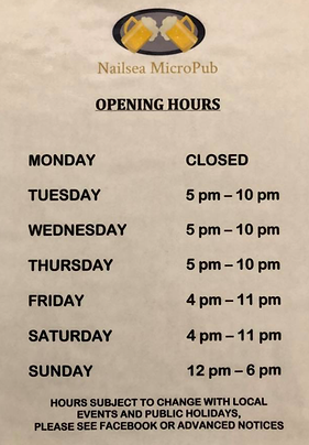 MicroPub new opening hours Jan 2020.PNG