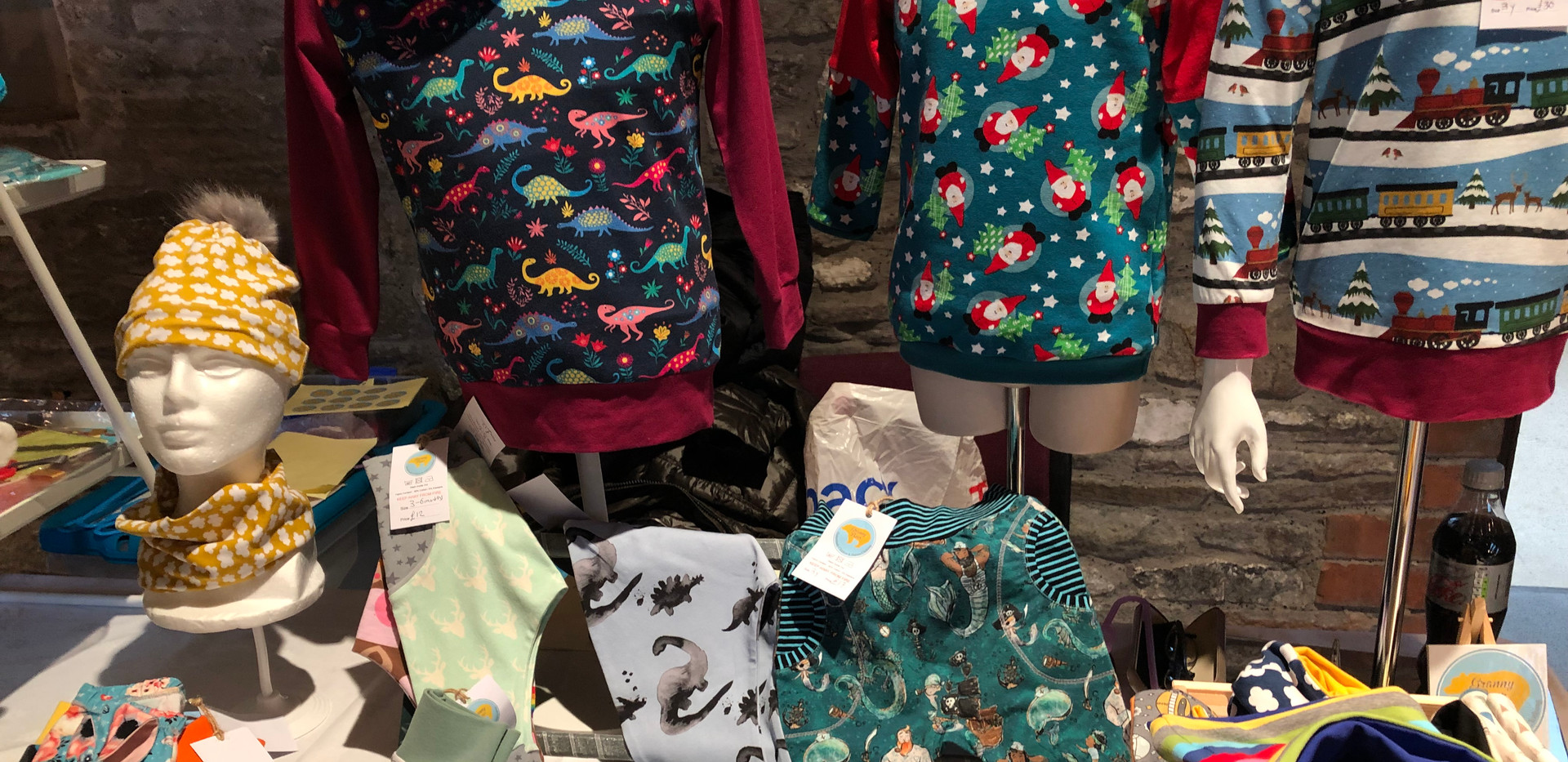 Tithe Barn Craft Fair