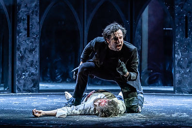 Tom Mothersdale as Richard III, John Sac