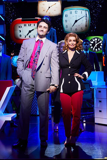 6. 9 TO 5 THE MUSICAL. Louise Redknapp '