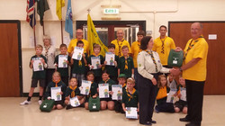 2nd Nailsea Scouts