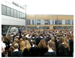 Nailsea School Armistice