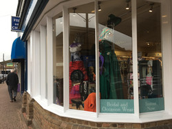 St Peter's hospice charity shop