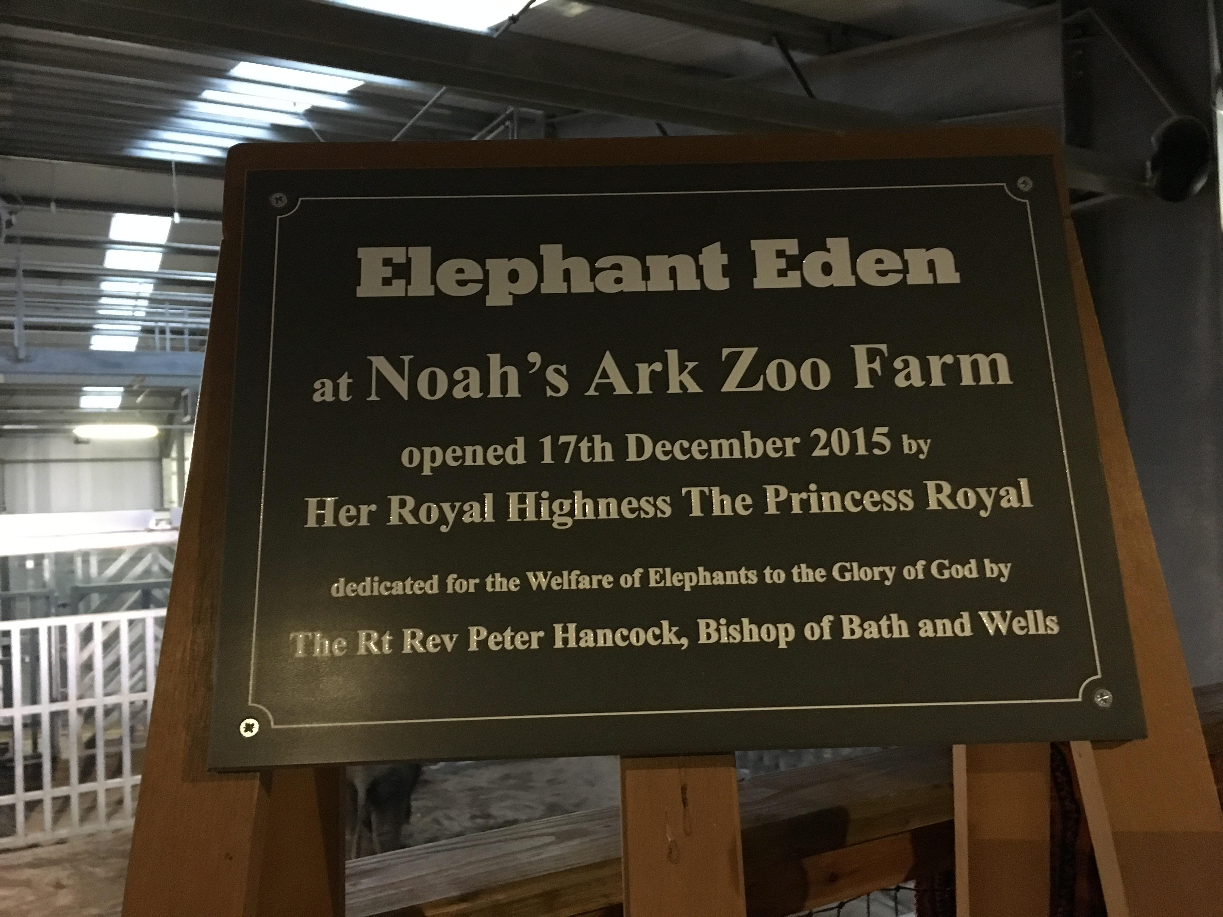 Elephant Eden