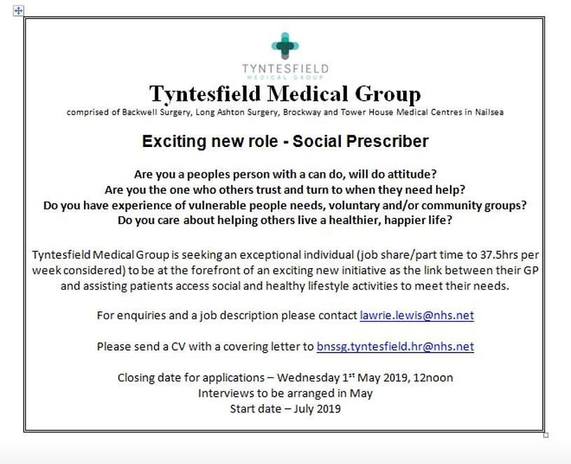 Social prescriber job.PNG
