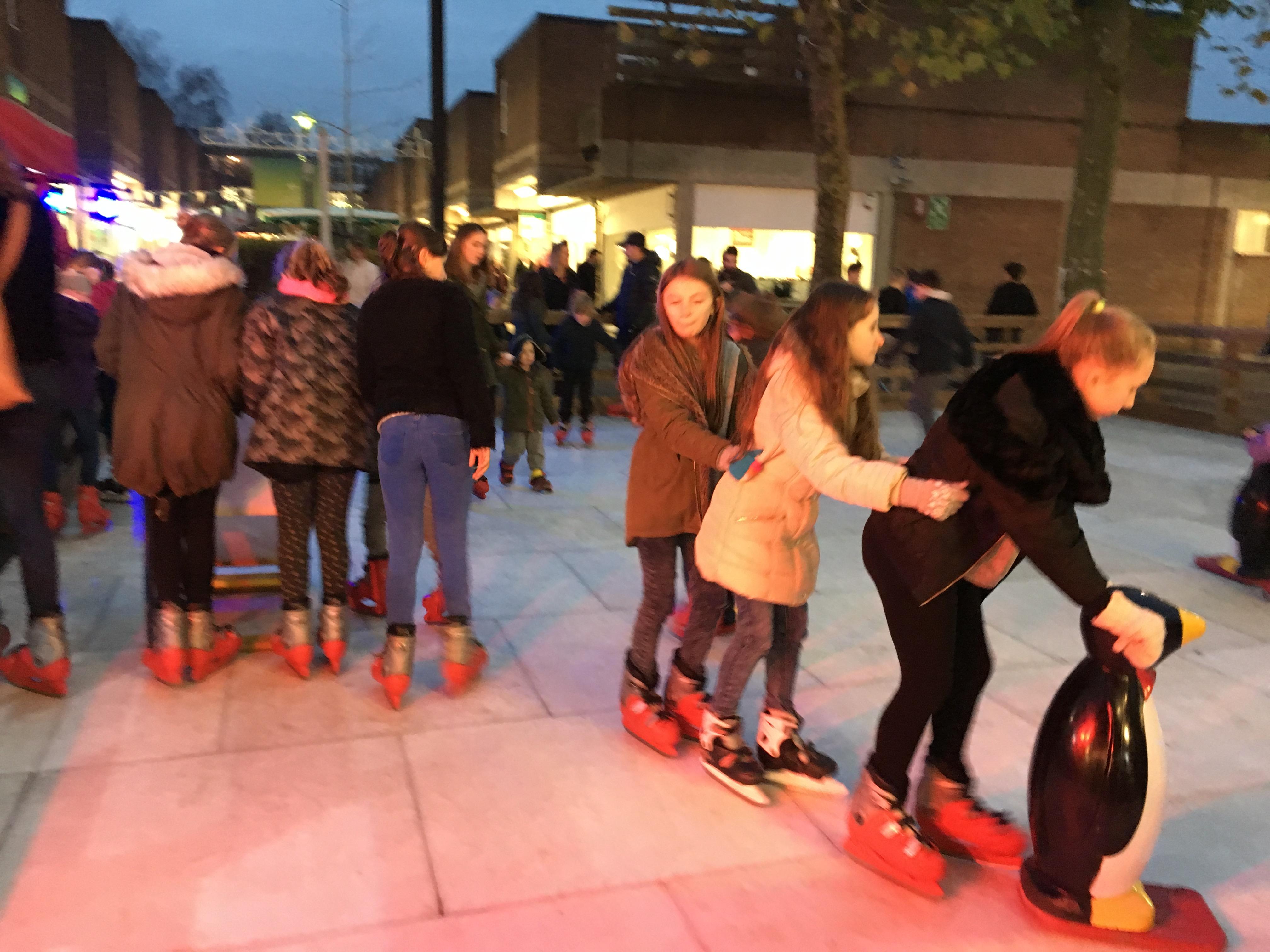 NCCF skate rink 2016