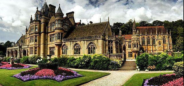 The Gothic Glory Of Tyntesfield