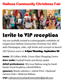 NCCF VIP launch invite
