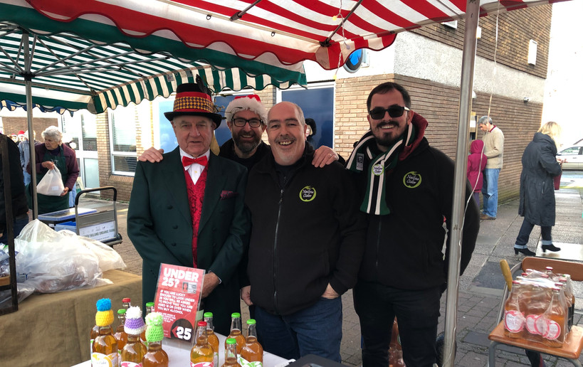 Nailsea farmers' and craft market
