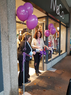 M&Co open at Nailsea