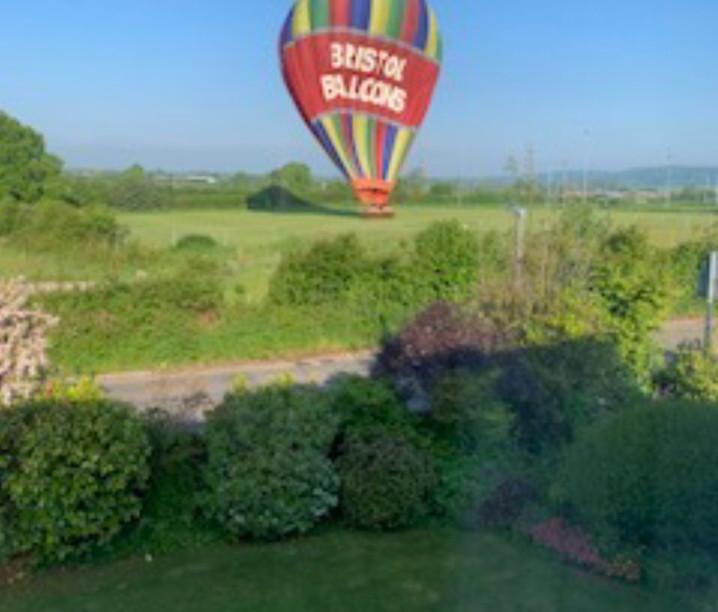 My beautiful balloon