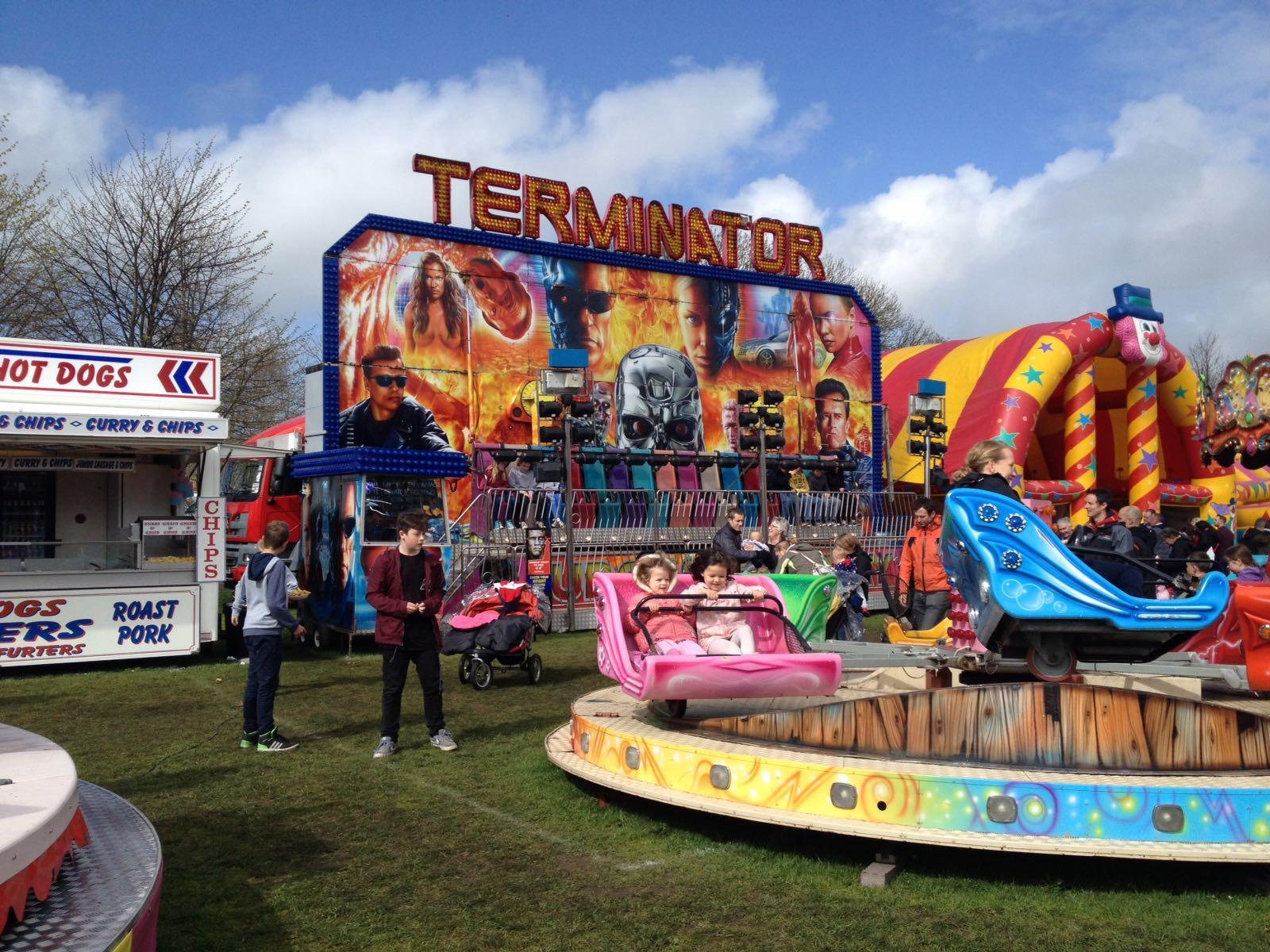 May fair 2016