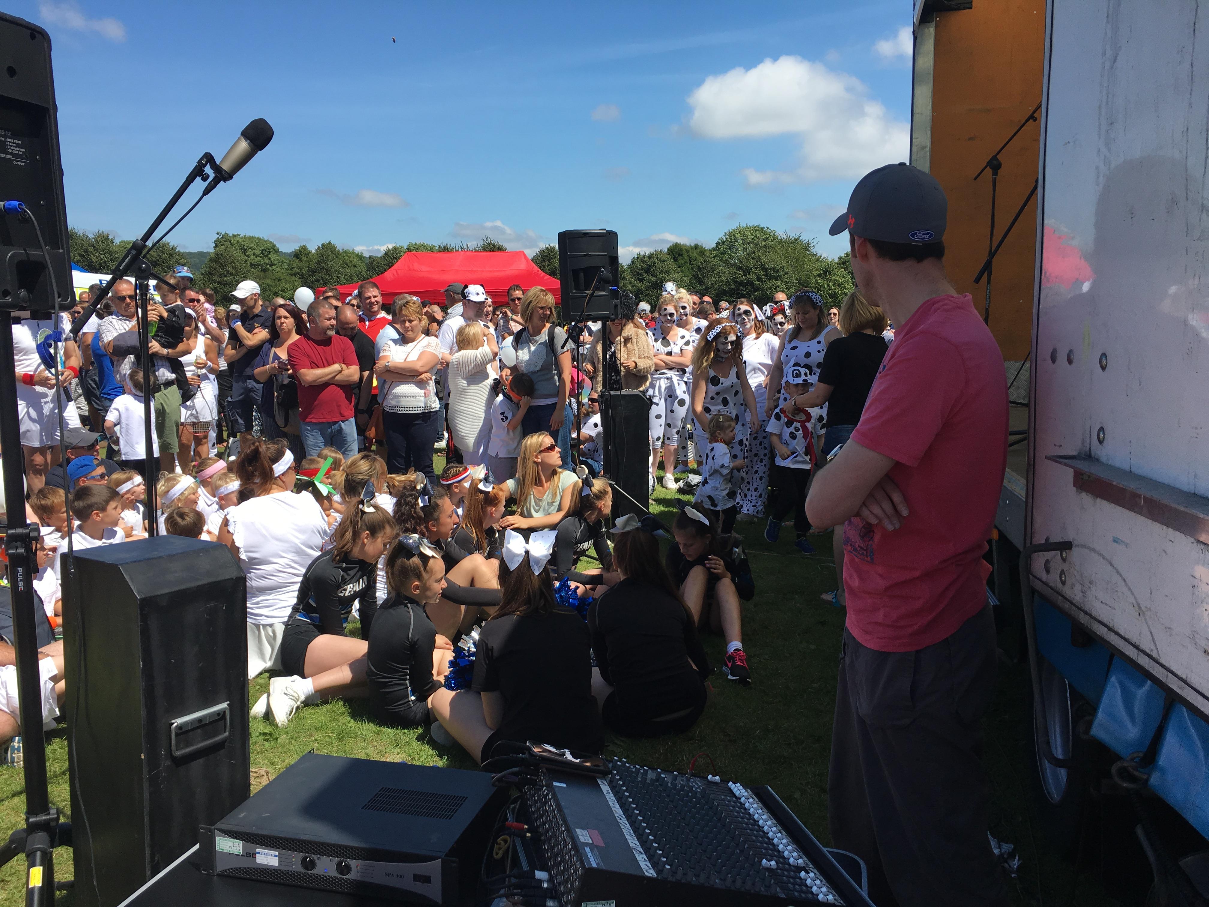 Nailsea Carnival fair 2017