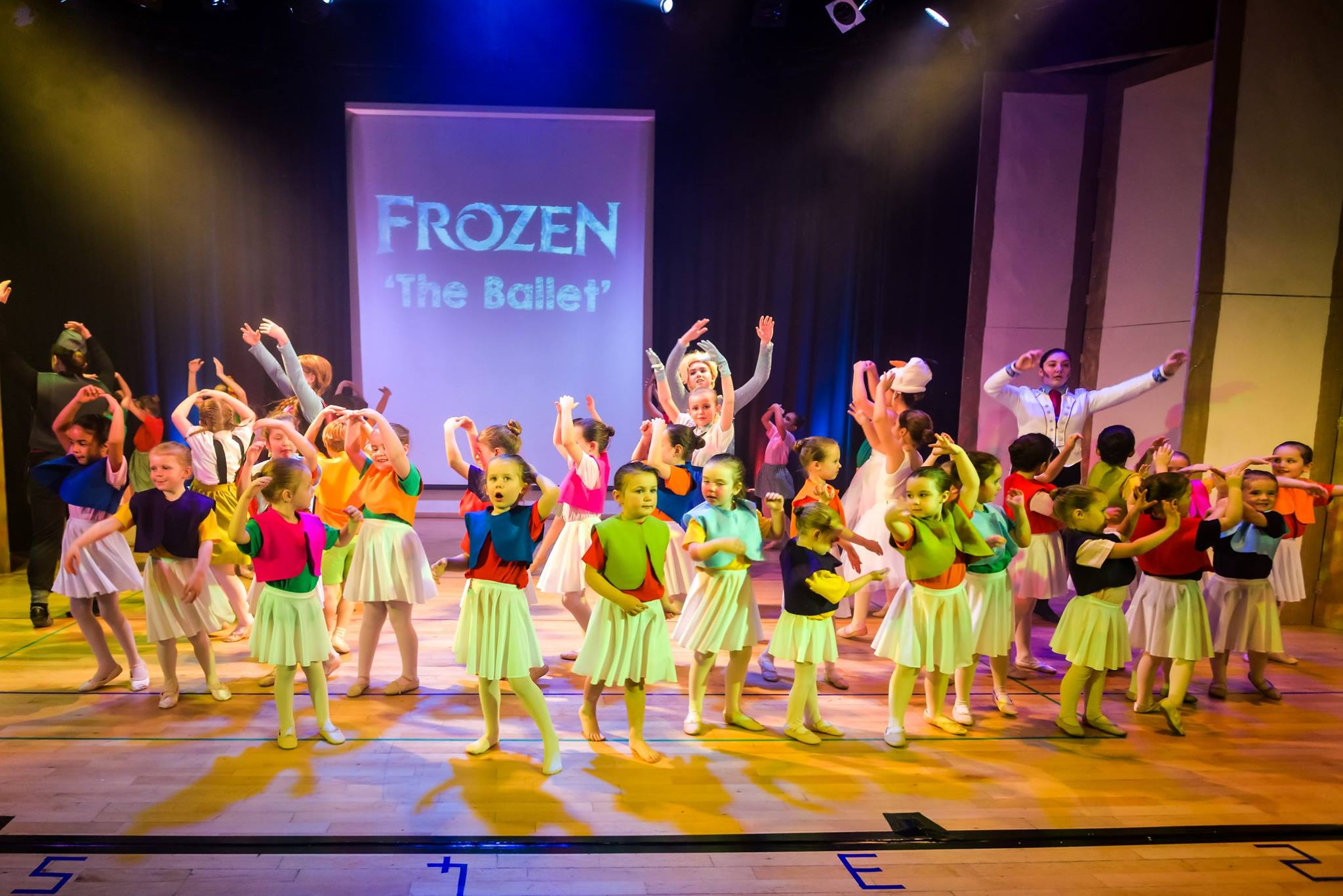 Frozen the Ballet