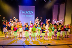 Frozen the Ballet