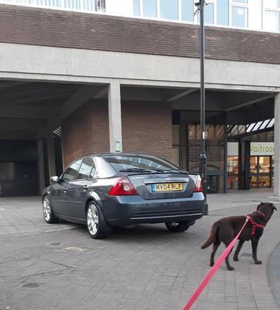 Car parking July 2019