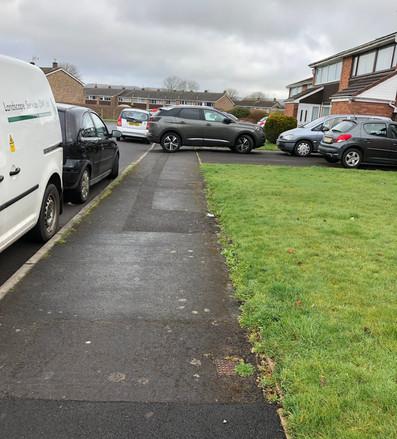 Car parking April 2019