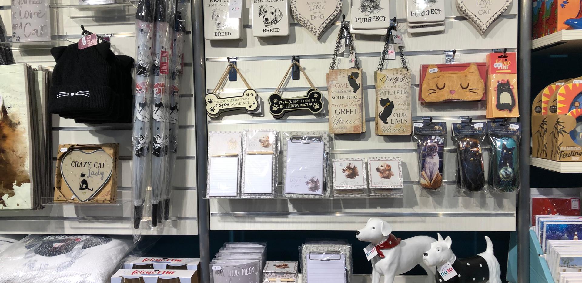 PDSA shop