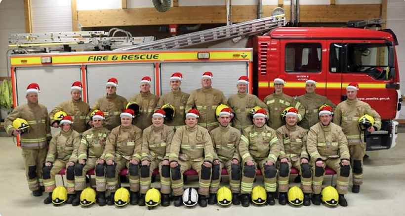 Firefighters on duty at CHristmas.PNG
