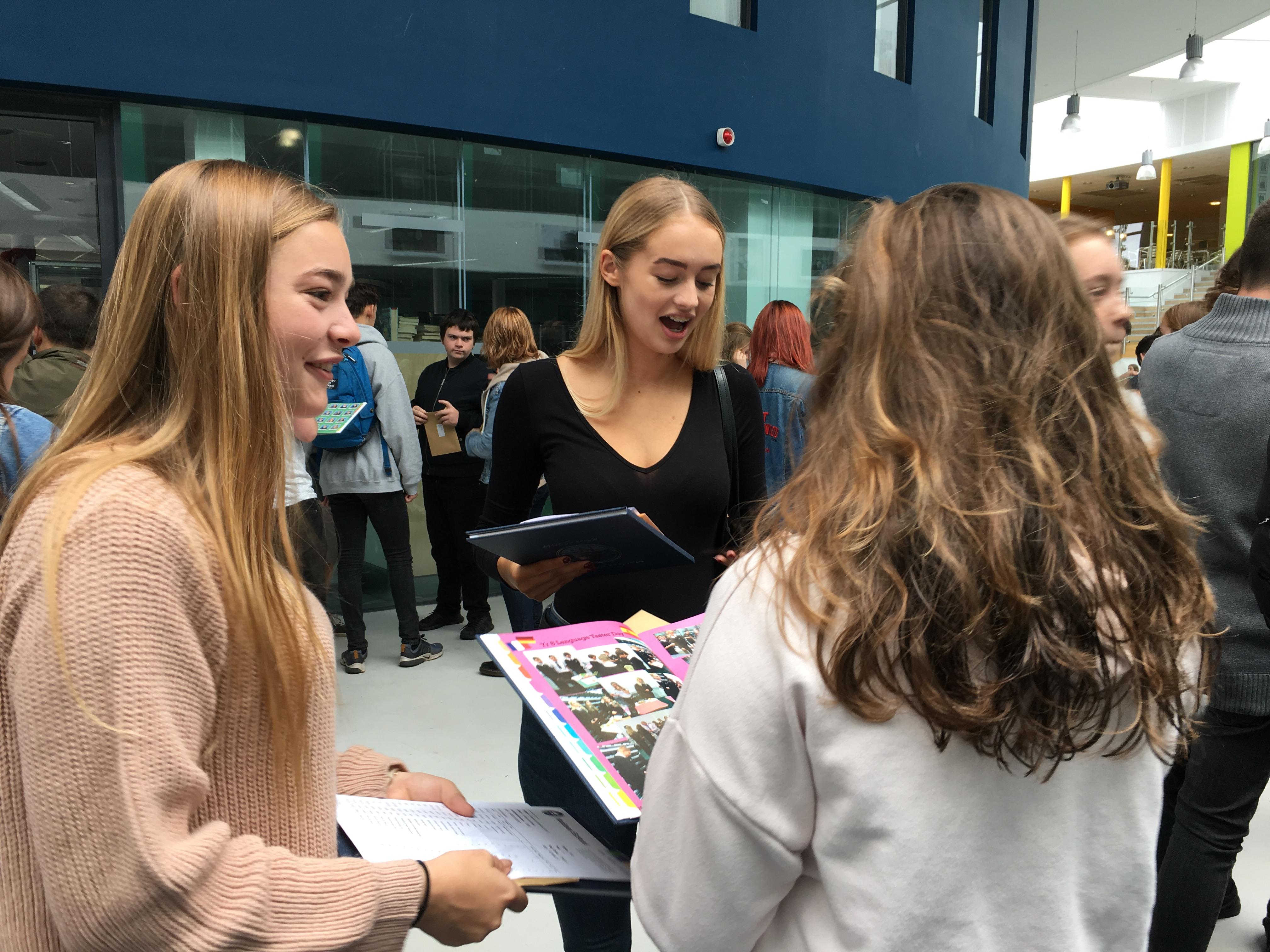 Nailsea School GCSE 2017