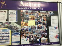 Alchemy Trampoline & DMT Club