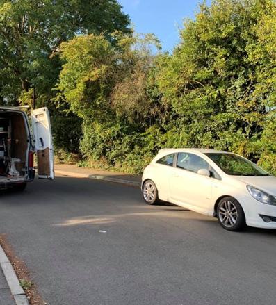 Car parking September 2019