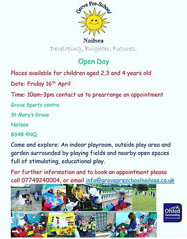Grove preschool open day.PNG