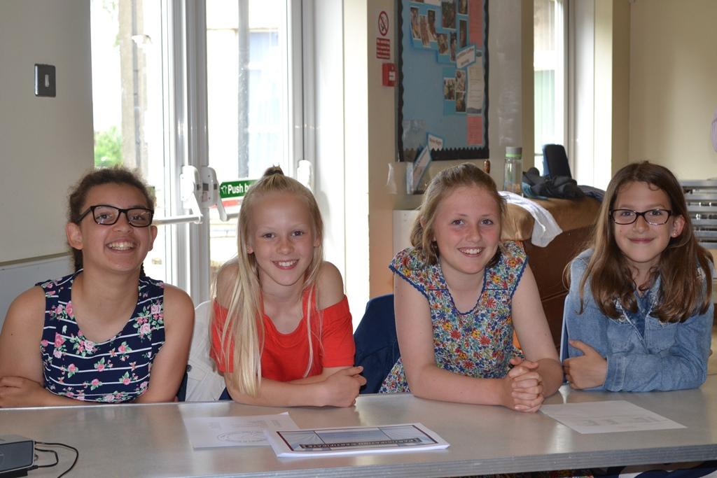 Fairfield School talent show