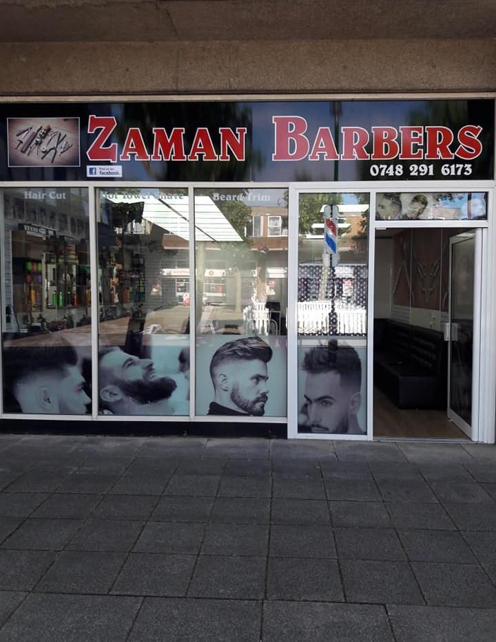 Zaman Barbers