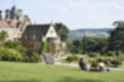 Picnicking at Tyntesfield this summer (c