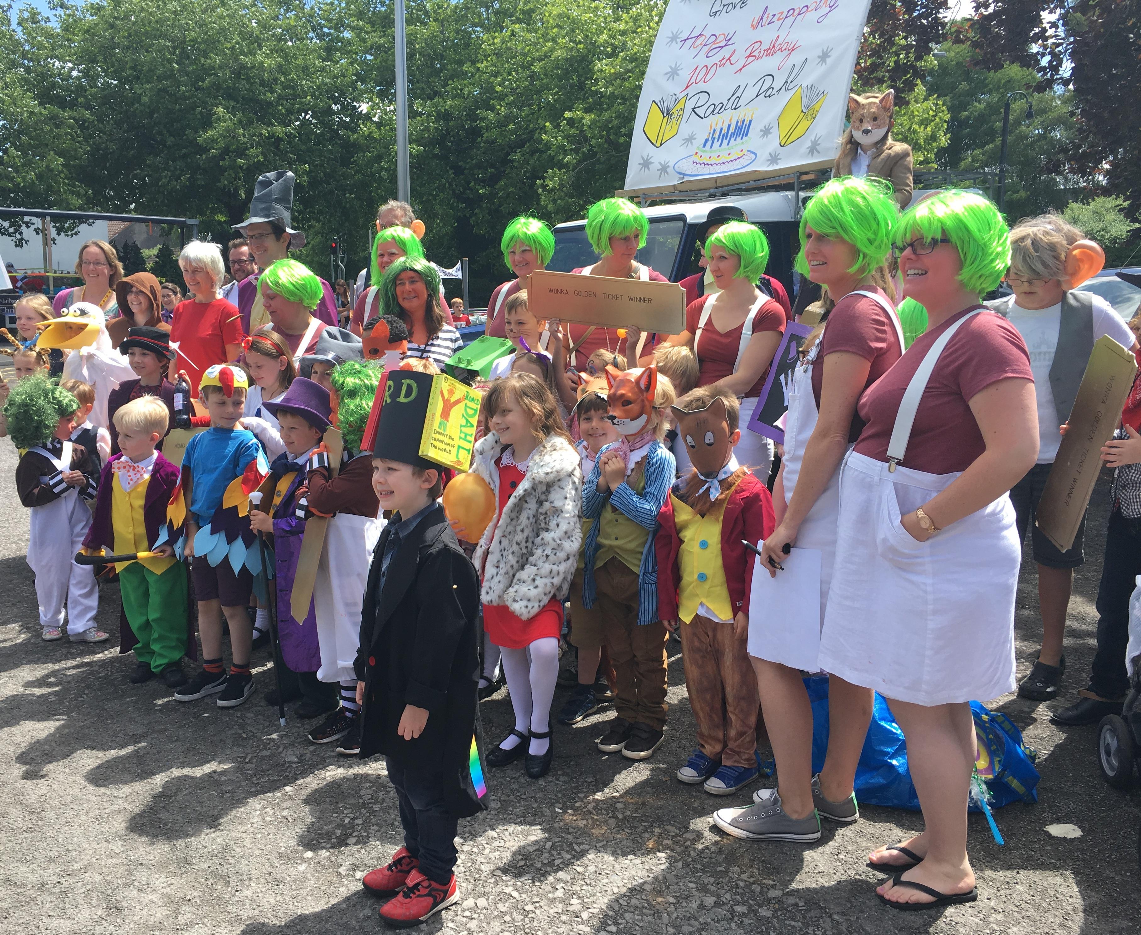 Nailsea Carnival 2016