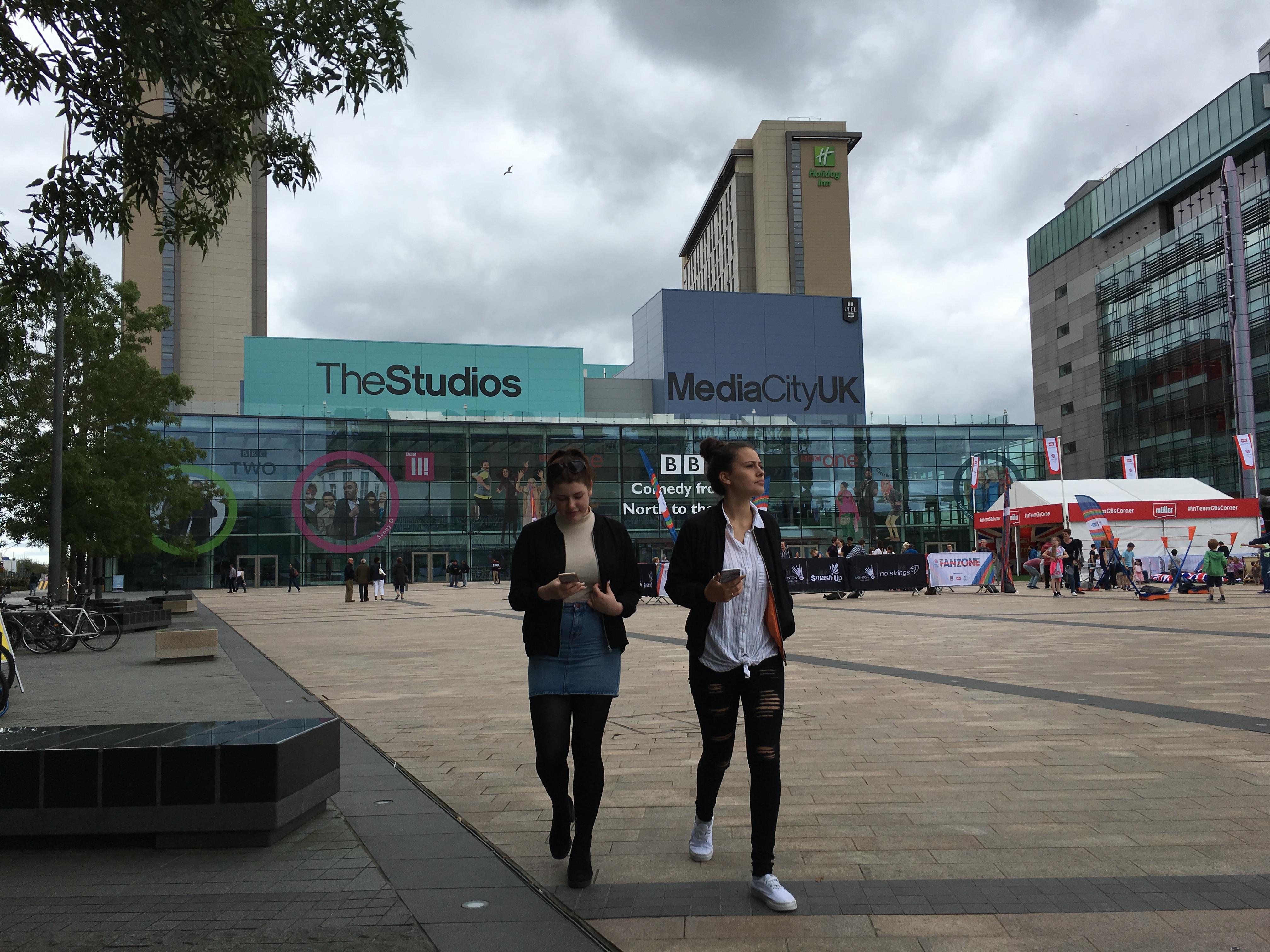 Manchester summer 2016