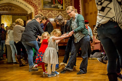 TYNTESFIELD_Christmas dancing_ Paul Blak